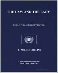 The Law and the Lady by Collins, Wilkie