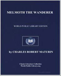 Melmoth the Wanderer by Maturin, Charles Robert