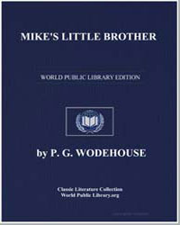 Mike's Little Brother by Wodehouse, Pelham Grenville