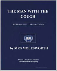 The Man with the Cough by Molesworth, Mary Louisa