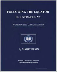 Following the Equator, Illustrated, Vol.... by Twain, Mark