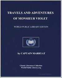 Travels and Adventures of Monsieur Viole... by Marryat, Frederick, Captain