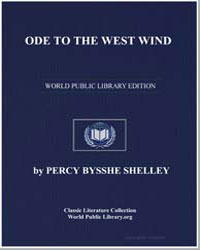 Ode to the West Wind by Shelley, Percy Byssche