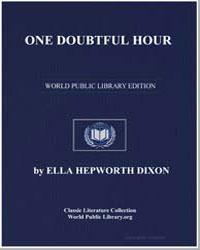 One Doubtful Hour by Dixon, Ella Hepworth
