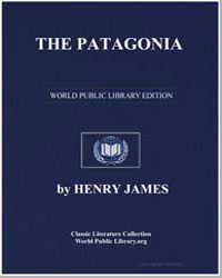 The Patagonia by James, Henry