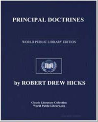Principal Doctrines by Epicurus
