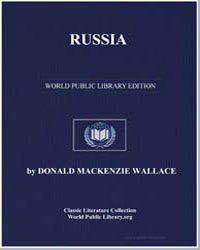 Russia by Wallace, Donald Mackenzie, Sir