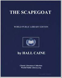The Scapegoat by Caine, Hall