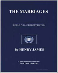The Marriages by James, Henry