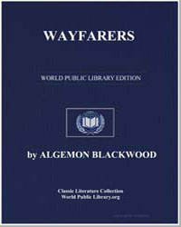 Wayfarers by Blackwood, Algernon Henry