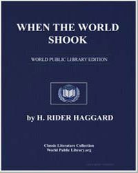 When the World Shook by Haggard, Henry Rider