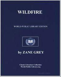 Wildfire by Grey, Zane