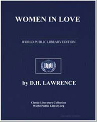Women in Love by Lawrence, D. H.