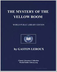 The Mystery of the Yellow Room by Leroux, Gaston
