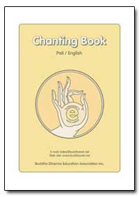 Chanting Book by Pesala, Bhikkhu