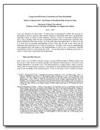 Congressional-Executive Commission on Ch... by