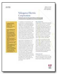 Yokogawa Electric Corporation : Manufact... by