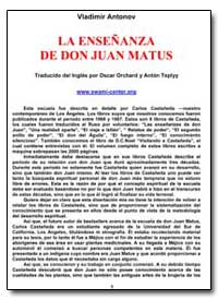 La Ensenanza de Don Juan Matus by Teplyy, Anton