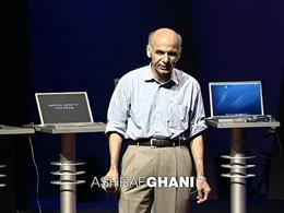 TEDtalks Global Conference 2005 : Ashraf... by Ashraf Ghani