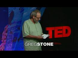 TEDtalks Mission Blue Voyage : Greg Ston... by Greg Stone