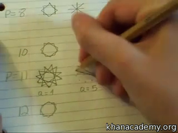 Vi Hart : Doodling in Math Class: Stars by Vi Hart