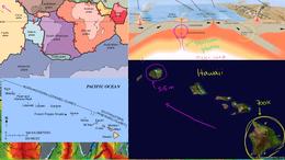 Plate techtonics : Hawaiian Islands Form... Volume Cosmology and Astronomy series by Sal Khan