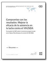 Compromiso Con Los Resultados : Mejorar ... by The World Bank