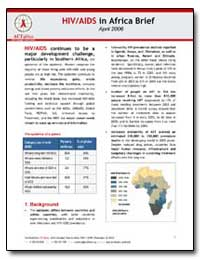 Hiv/Aids in Africa Brief by The World Bank
