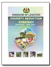 Kingdom of Lesotho Report 2004/2005-2006... by The World Bank