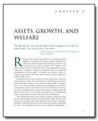 Assets, Growth, And Welfare by Keynes, John Maynard