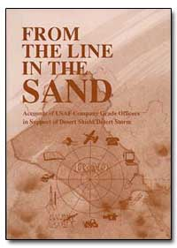 From the Line in the Sand : Accounts of ... by Vriesenga, Michael P.