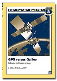 Gps Versus Galileo Balancing for Positio... by Beidleman, Scott W.