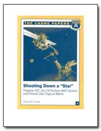 Shooting Down a Star Program 437, The Us... by Chun, Clayton K. S.