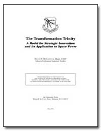 The Transformation Trinity : A Model for... by Mcclintock, Bruce H.