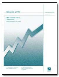 Nevada: 2002 Economic Census Transportat... by Kincannon, Charles Louis