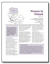 Women in Poland by U. S. Census Bureau Department