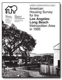 American Housing Survey for the Los Ange... by Riche, Martha Farnsworth