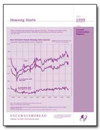 Housing Starts by U. S. Census Bureau Department