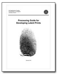 Processing Guide for Developing Latent P... by Trozzi, Timothy A.