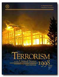 Terrorism in the United States, 1998 by Counterterrorism Threat Assessment and Warning Uni...
