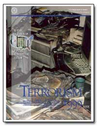 Terrorism in the United States, 1999 by Counterterrorism Threat Assessment and Warning Uni...