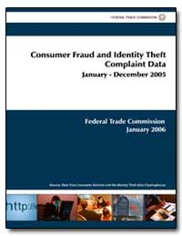 Consumer Fraud and Identity Theft Compla... by Federal Trade Commission