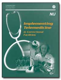 Implementing Telemedicine in Correctiona... by Daniels, Deborah J.