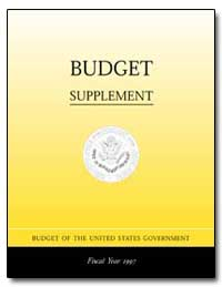 Budget Supplement by Government Printing Office