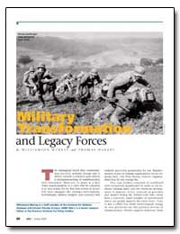 Military Transformation and Legacy Force... by Murray, Williamson