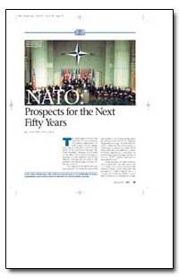 Nato: Prospects for the Next Fifty Years by Solana, Javier