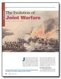 The Evolution of Joint Warfare by Murray, Williamson