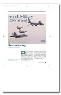 French Military Reform And by Tiersky, Ronald