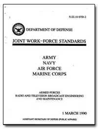 Army Navy Air Force Marine Corps by Department of Defense
