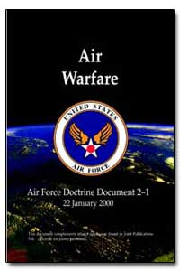 Air Force Doctrine Document 2–1 Secretar... by Ryan, Michael E.